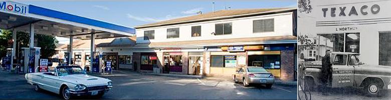 Service Station History
